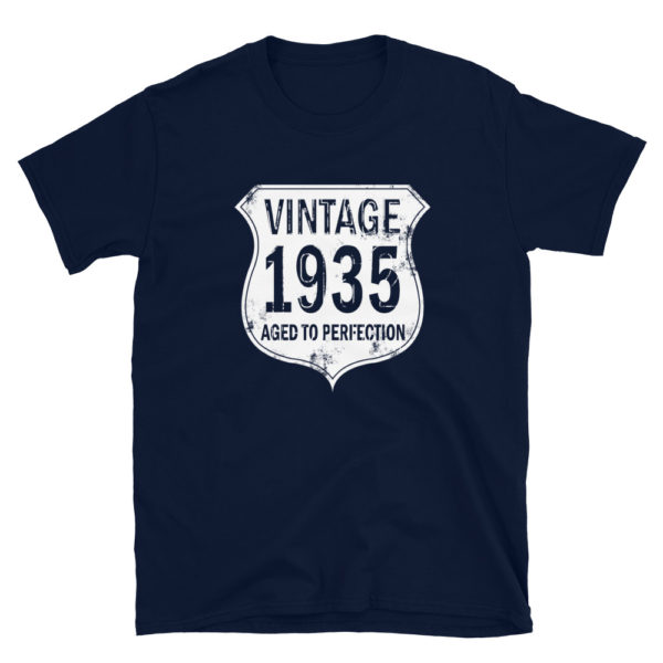 1935 Aged to Perfection Men's/Unisex T-Shirt