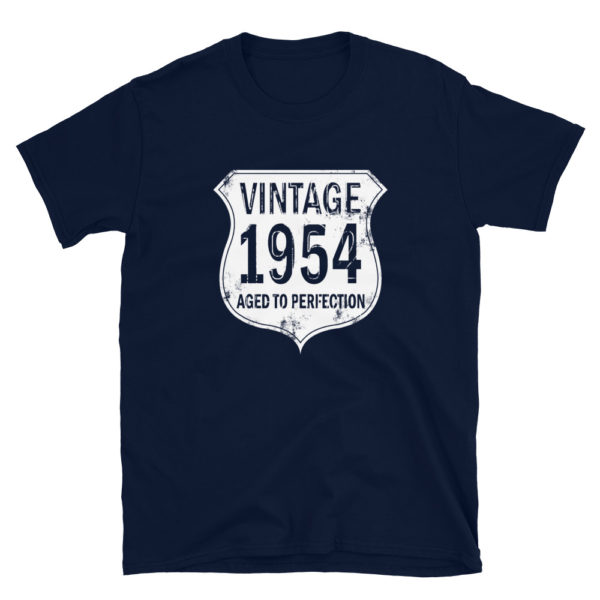 1954 Aged to Perfection Men's/Unisex T-Shirt