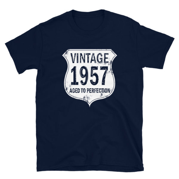 1957 Aged to Perfection Men's/Unisex T-Shirt