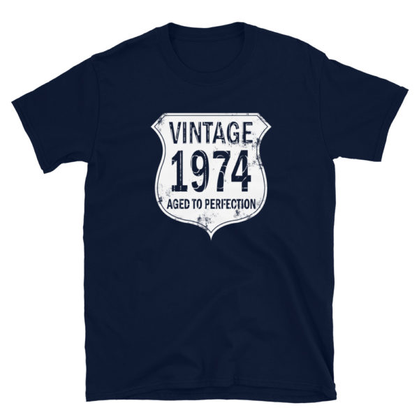 1974 Aged to Perfection Men's/Unisex T-Shirt