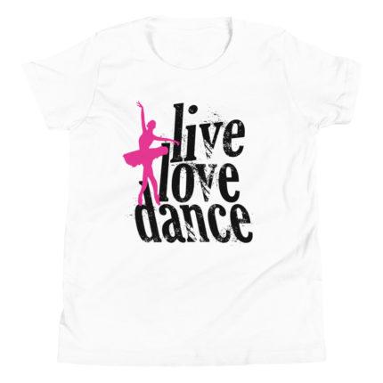 Ballet Girls/ Youth Premium T-Shirt