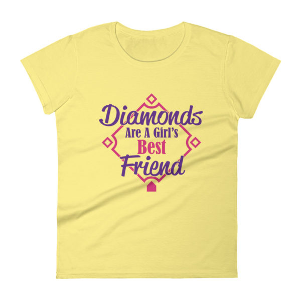 Baseball Women's Fashion Fit T-shirt