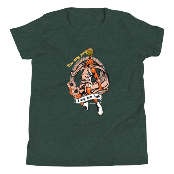 Basketball Lover Kid's/Youth Premium T-Shirt