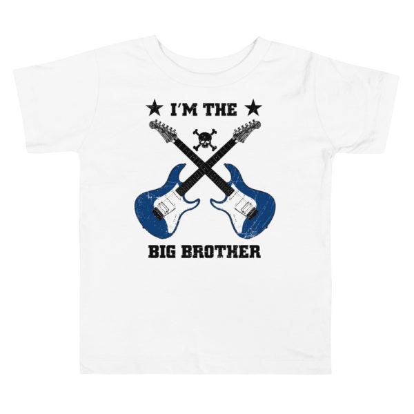 Big Brother Toddler Premium T-shirt