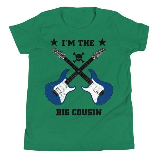 Big Cousin Premium Kids T-Shirt