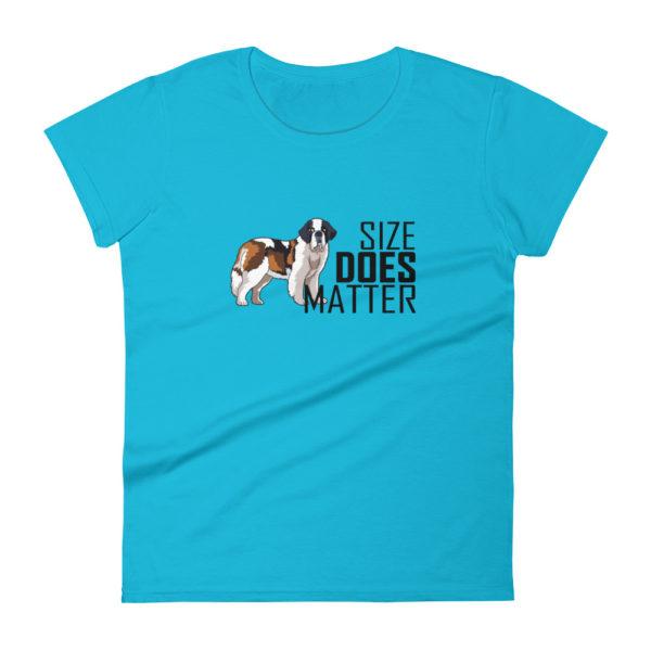 Big Dog Women's Fashion Fit T-shirt