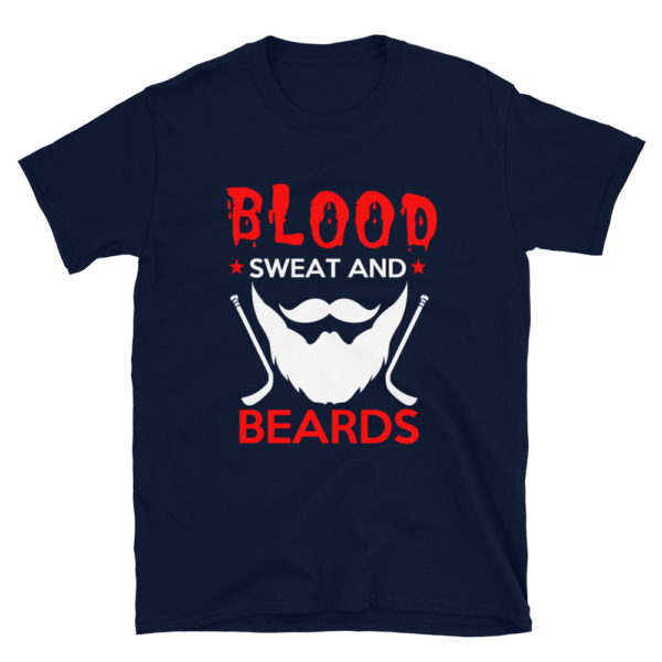 Blood Sweat & Beards Men's/Unisex T-Shirt