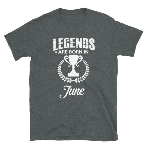 Born in June Men's/Unisex T-Shirt