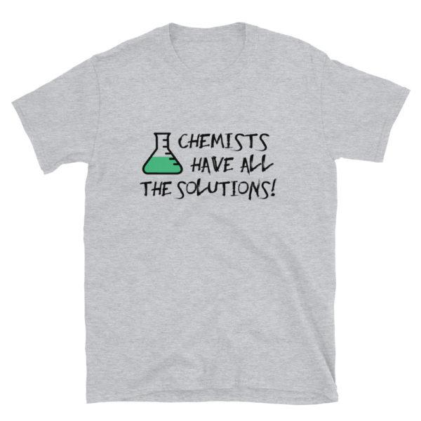 Chemist or Pharmacist Men's/Unisex T-Shirt