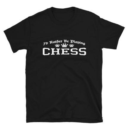 Chess Men's/Unisex Soft T-Shirt