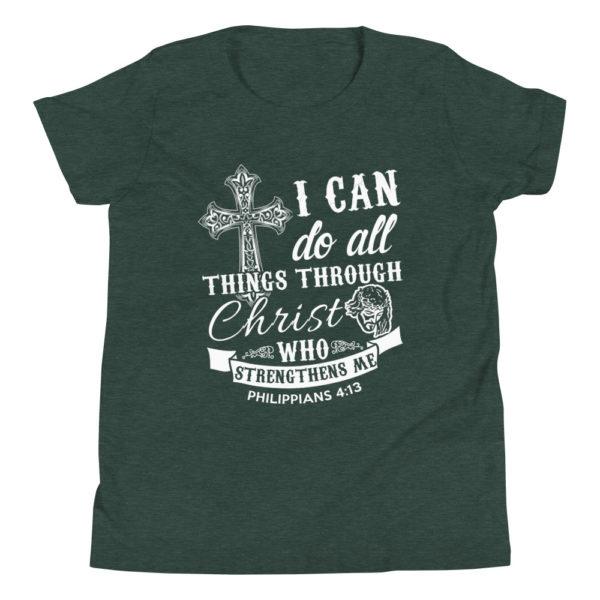 Christian Kid's/Youth Premium T-Shirt