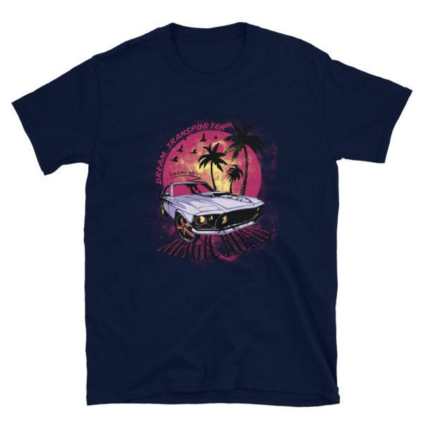 Classic Car Men's/Unisex Soft T-Shirt
