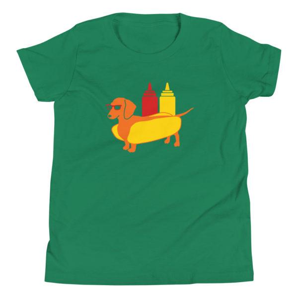 Classic Hotdog Kid's/Youth Premium T-Shirt