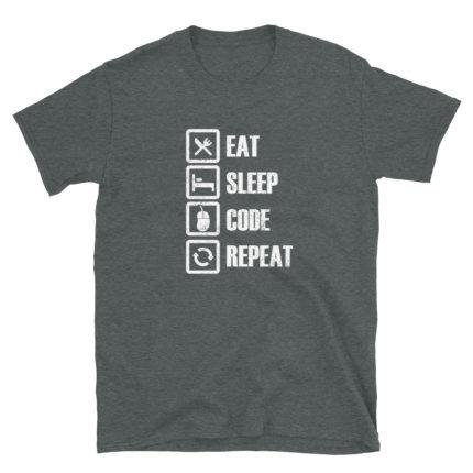 Coder Men's/Unisex Soft T-Shirt