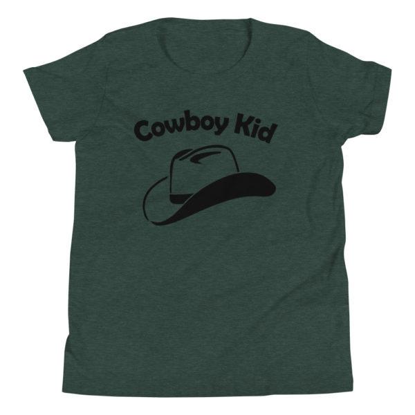 Cowboy Kid's/Youth Premium T-Shirt