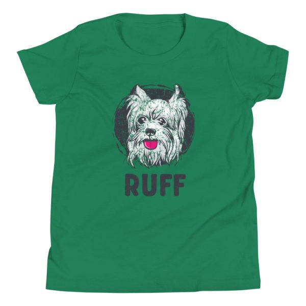 Cute Kid's/Youth Dog Premium T-Shirt