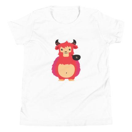 Cute Monster Kid's/Youth Premium T-Shirt