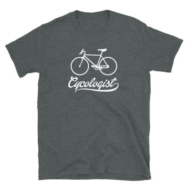 Cycling Cycologist Men's/Unisex T-Shirt