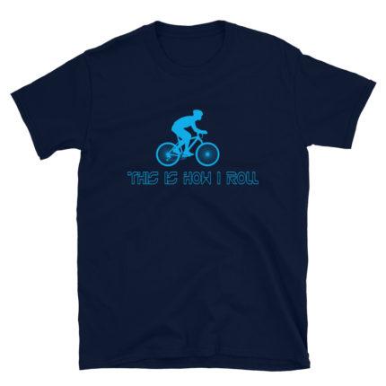 Cycling Men's/Unisex Soft T-Shirt