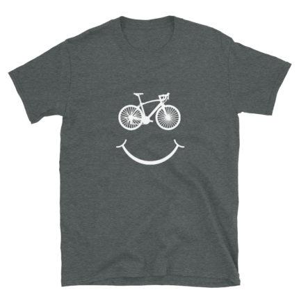 Cycling Smile Men's/Unisex Soft T-Shirt