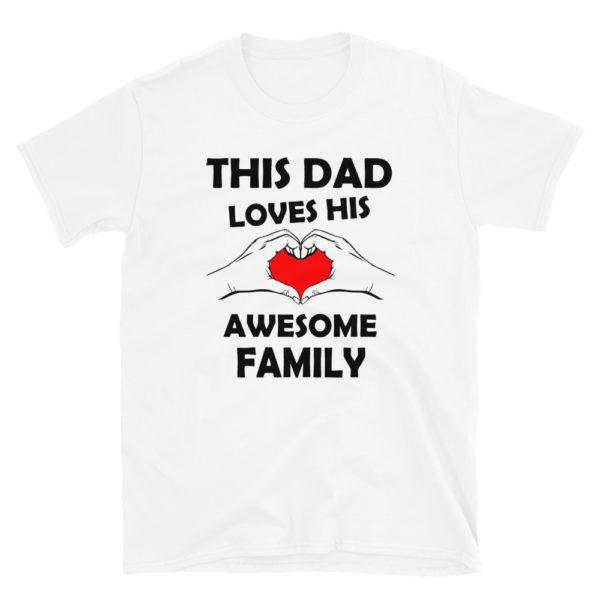 Dad's/ Father's Men's/Unisex T-Shirt