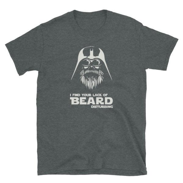 Darth Vader Beard Men's/Unisex T-Shirt