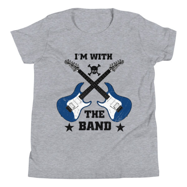 Funky I'm with the Band Kid's/Youth Premium T-Shirt