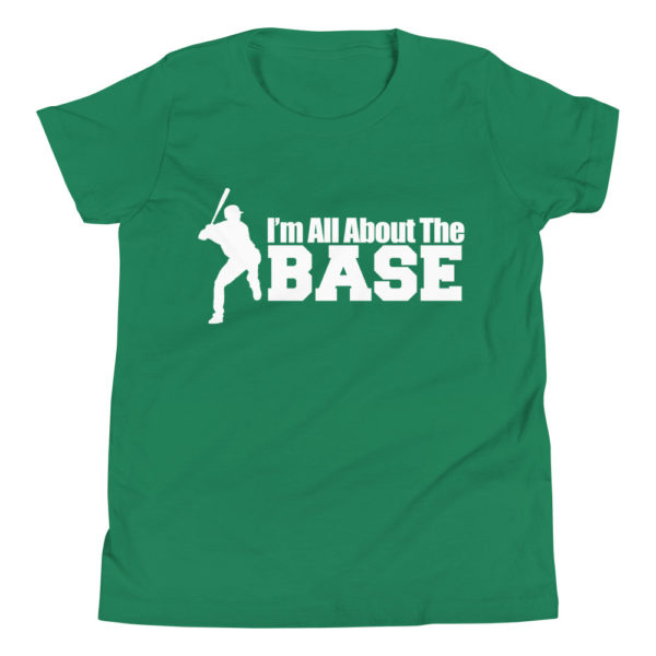 Funny Baseball Kids T-Shirt