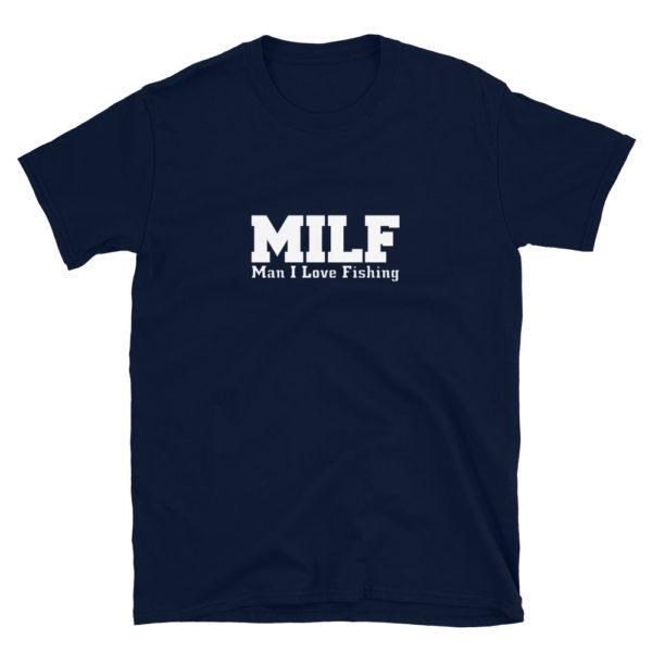 Funny Fishing Men's/Unisex T-Shirt