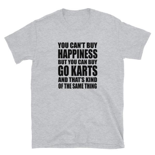Go Kart Lover Men's/Unisex Soft T-Shirt