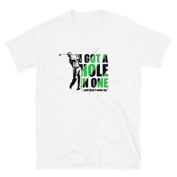 Golf Men's/Unisex T-Shirt