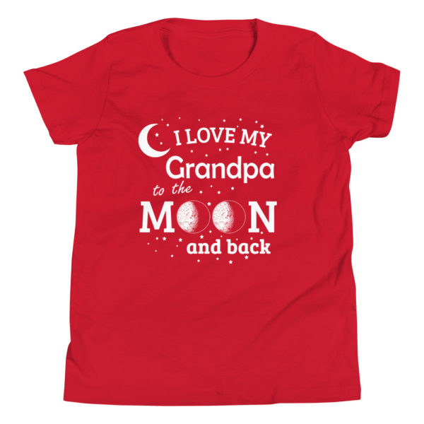 Grandkids Kid's/Youth T-Shirt for Grandson/daughter