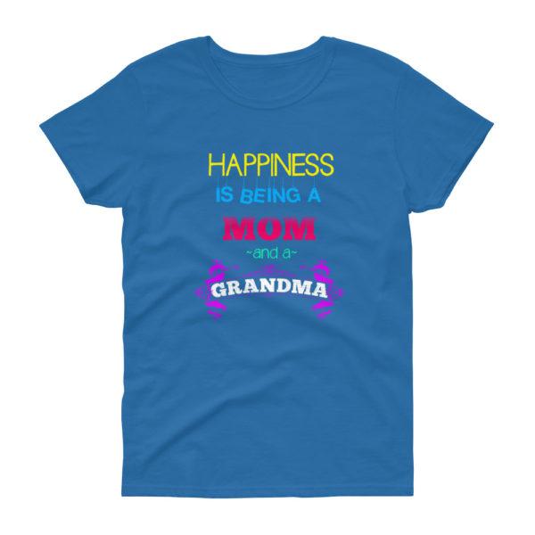 Grandma's Premium Loose Crew Neck T-shirt