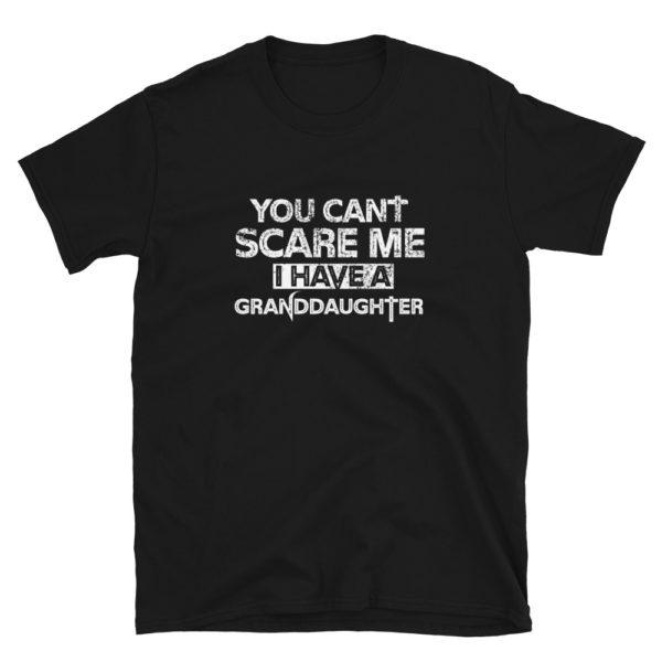 Grandpa/Grandma Funny Grand-daughter T-Shirt