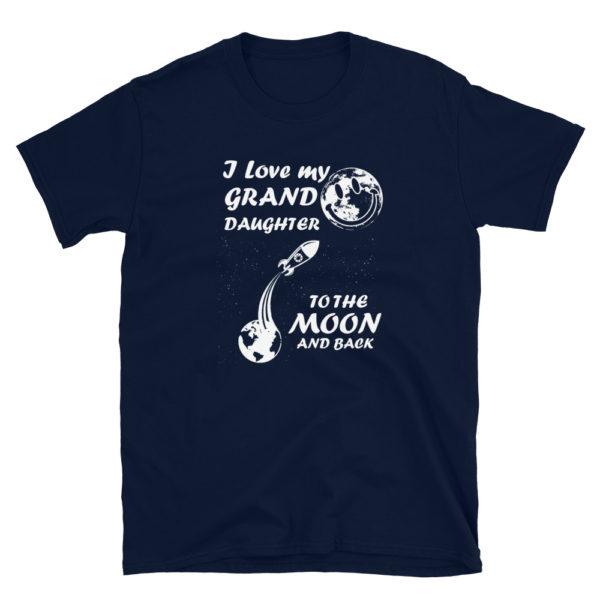 Grandparents Unisex T-Shirt for Grandpa/Grandma