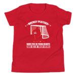 Ice Hockey Kid's/Youth Premium T-Shirt