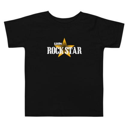 Little Rockstar Toddler's Premium Tee