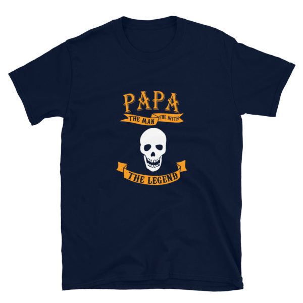 Papa T-Shirt Great for Dad's or Grandpa's