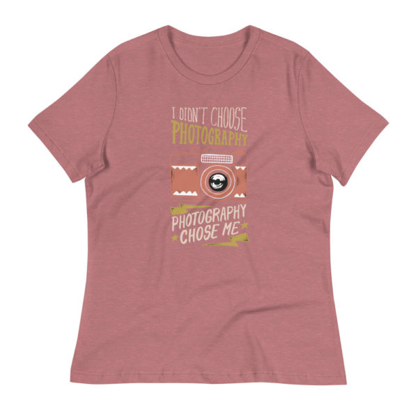 Photography Lover Women's Premium T-Shirt