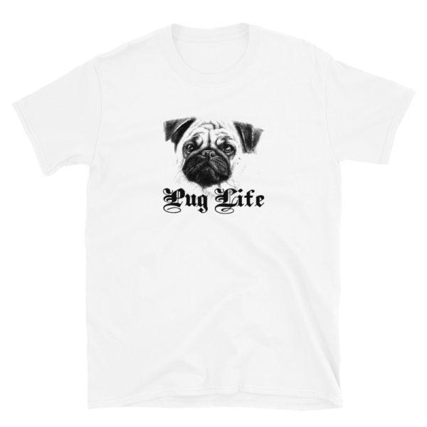 Pug Life Men's/Unisex Soft T-Shirt