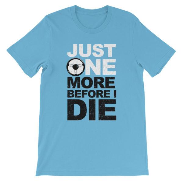 Race Car Driver Men's/Unisex Premium T-Shirt