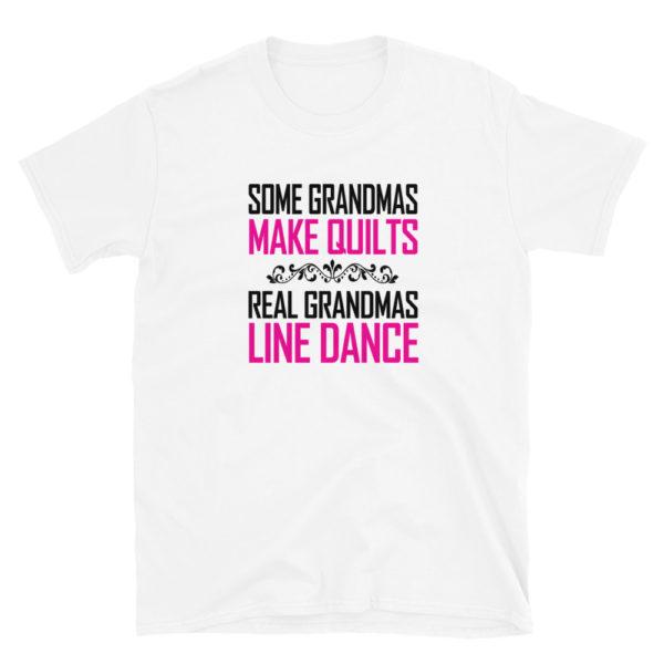 Real Grandma's Line Dance Soft T-Shirt