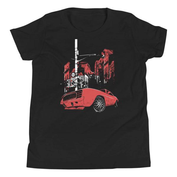 Red Hot Rod Kid's/Youth Premium T-Shirt