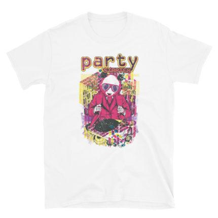 Retro DJ Party Men's/Unisex T-Shirt