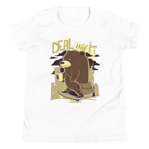 Skateboard Kid's/Youth Premium T-Shirt