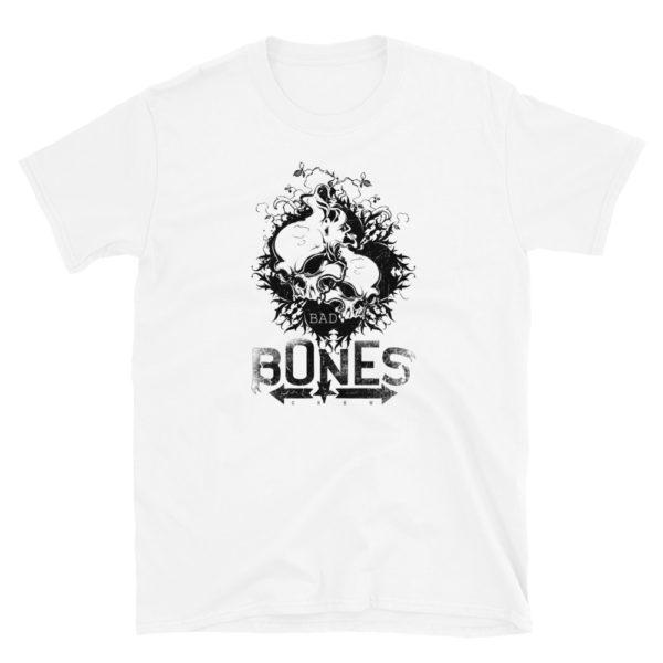 Skull Motorcycle Men's/Unisex T-Shirt