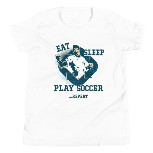 Soccer Kid's/Youth Premium T-Shirt