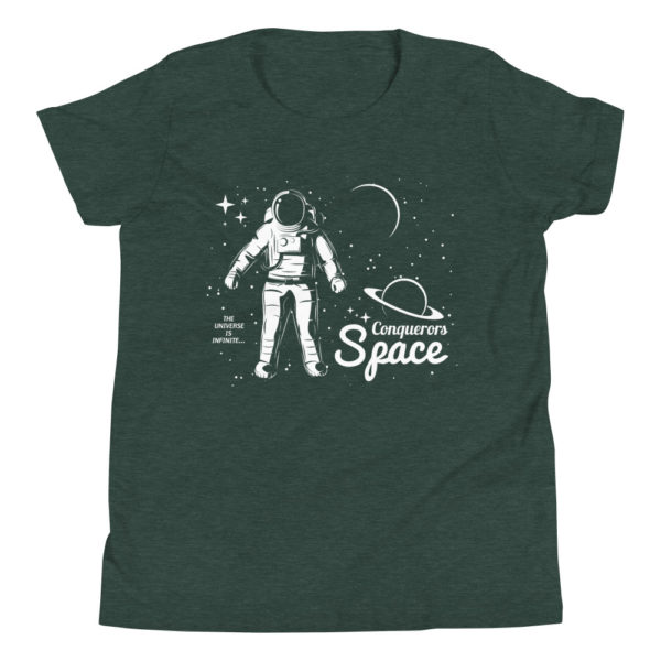 Spaceman Kid's/Youth Science T-Shirt