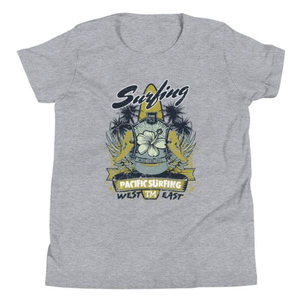 Surfing Kid's/Youth Premium T-Shirt