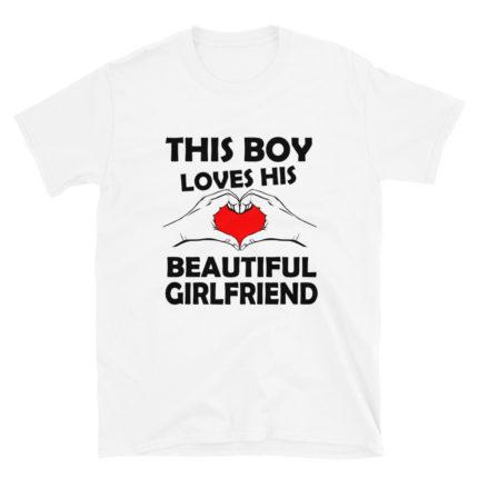 Sweet T-Shirt For Your Boyfriend